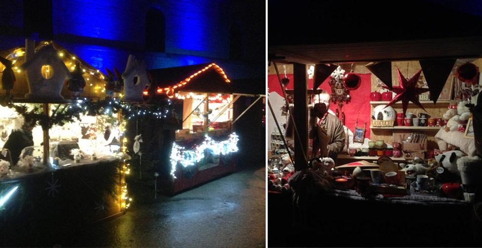 Marché de Noël au Fort des Rousses